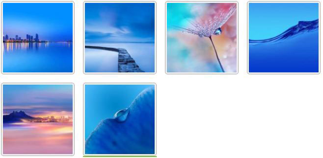 Download Huawei Mediapad T5 Stock Wallpapers (Full HD)