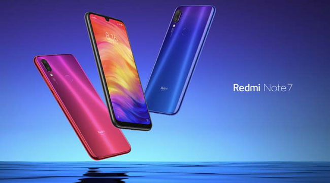 Download Xiaomi Redmi Note 7 Stock Wallpapers The Droid Guru