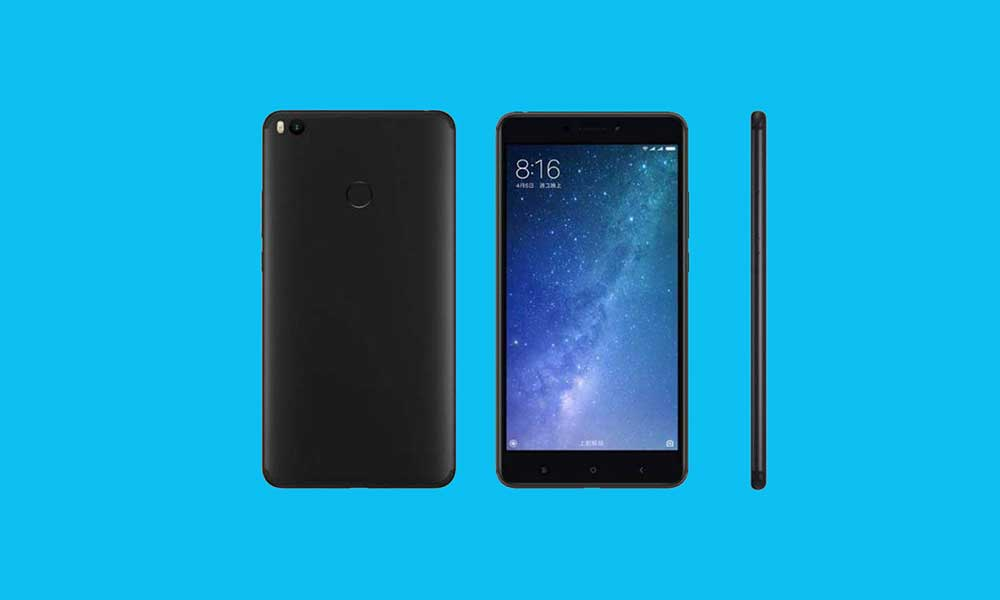 How to Install MIUI 10 2 1 0 Global Stable ROM on Mi Max 2 | The